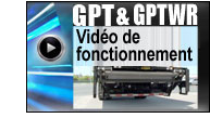 GPT & GPTWR Video de fonctionnement